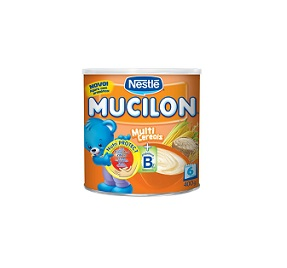 Mucilon Nestle Multi Cereais 400g