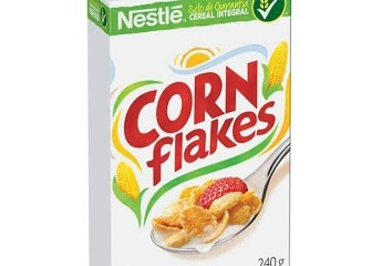 Cereal Integral Corn Flakes Nestle 240g