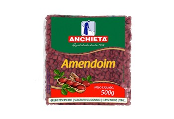 Amendoim Anchieta 500g