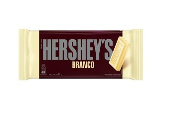 Barra De Chocolate Branco Hershey's 85g