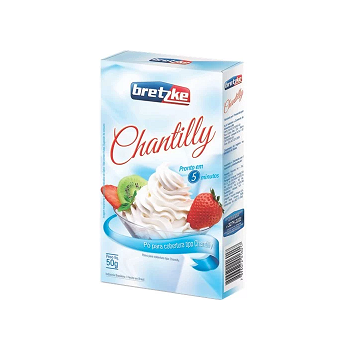 Pó p/ Chantilly Bretzke 50g