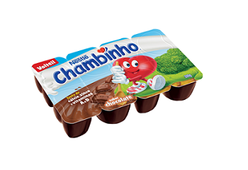 Chambinho Nestle Sabor Chocolate 320g