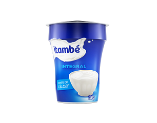 Iogurte Natural Integral Itambé 170g