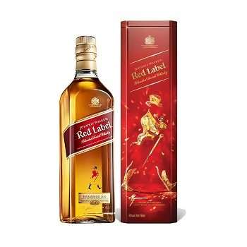 Red Label Johnnie Walker 1L
