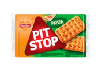 Biscoito Pit Stop Pizza Marilan 162g