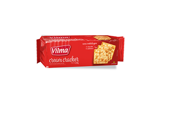 Biscoito Cream Cracker Vilma 200g